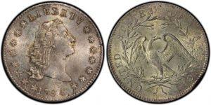 1794 Flowing Hair Dollar