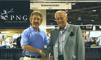Jeff Garrett & Bob Brueggeman